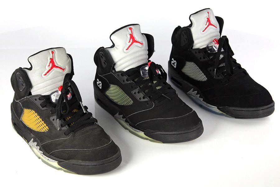 #XX8DaysOfFlight: Air Jordan V Retro Generations