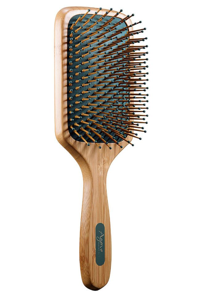 The Best Hair Brushes For Every Hair Type Best Hair Brush Bamboo Hair Products Hair Brush