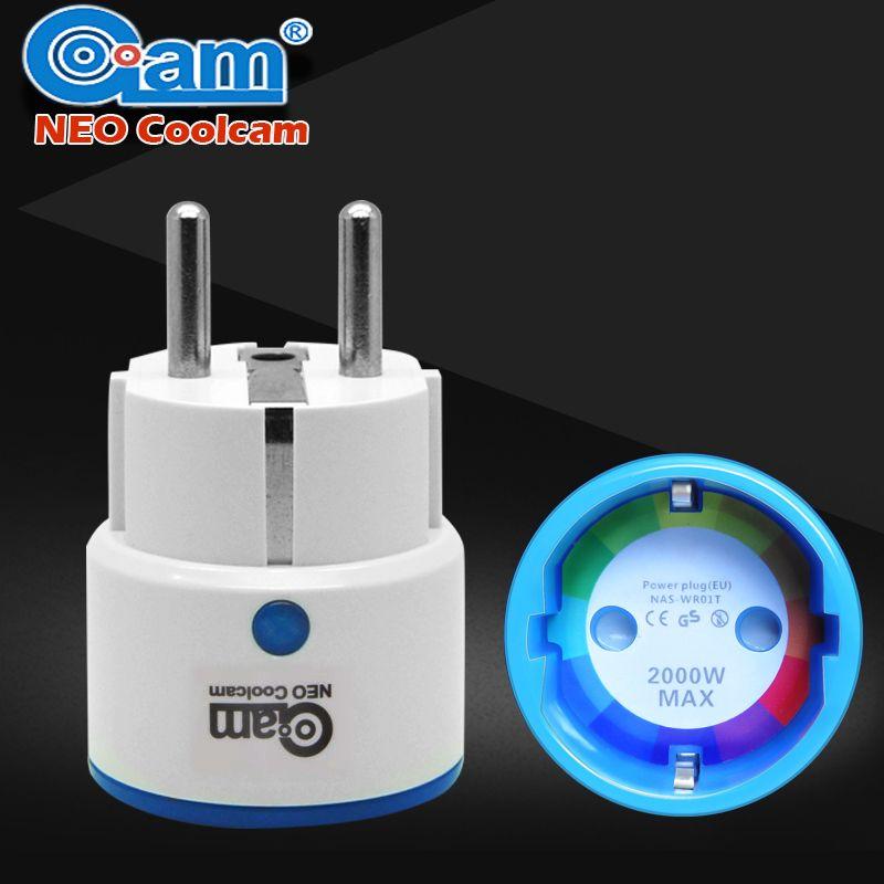 Home Automation Z wave Plus Sensor Smart Home EU Power Plug outlet ...