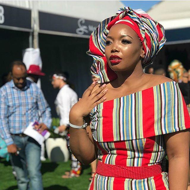 Venda Traditional Modern Dresses: Pin By Kidistgift On Venda Dress Inspo