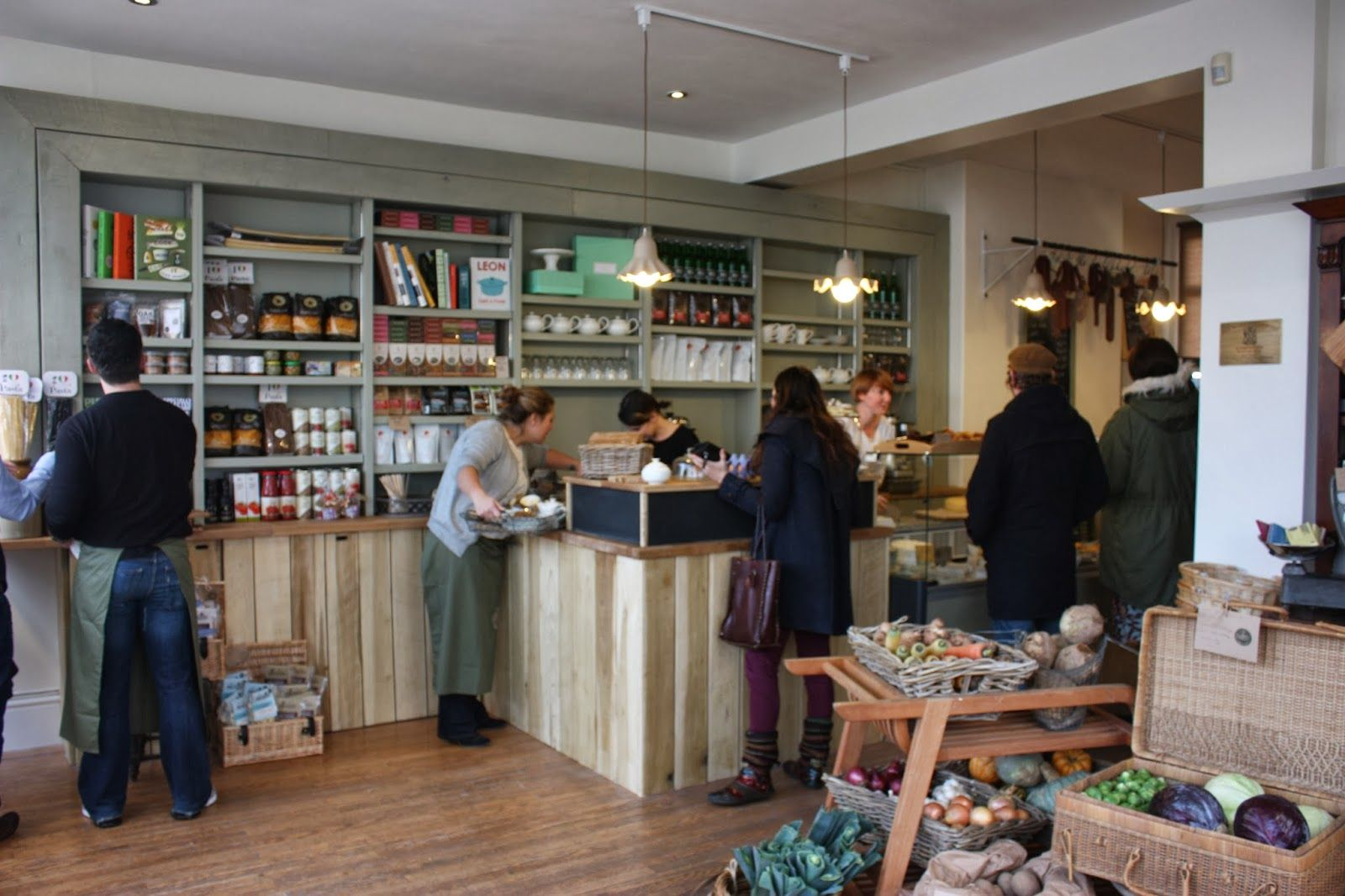 Penylan Pantry Coffee shop design, Coffee shop