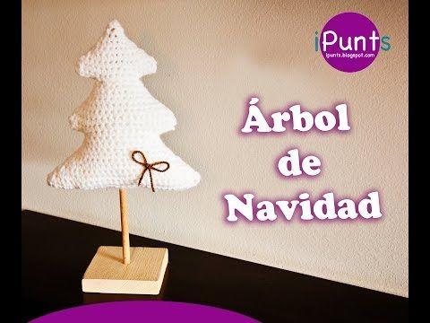 Amigurumis Navidad Paso A Paso : Árbol de navidad a crochet paso a paso youtube navidad