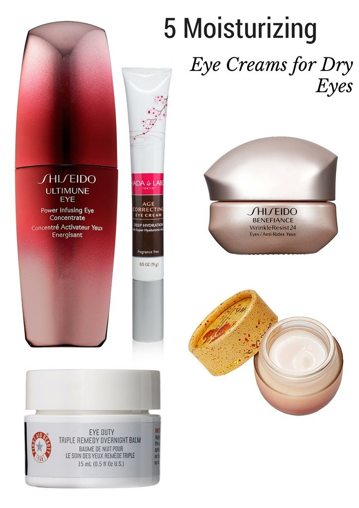 best eye cream for sensitive skin