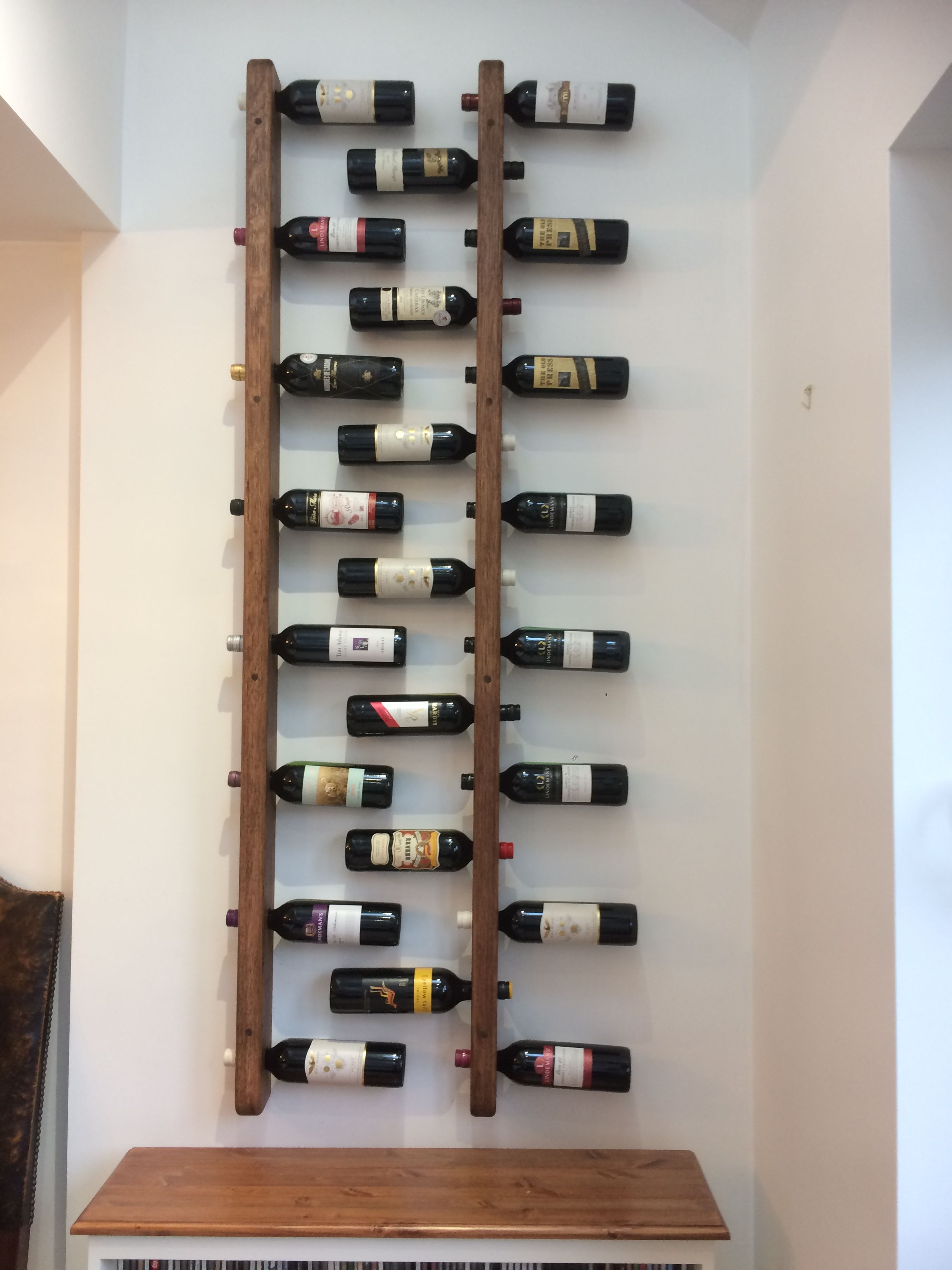 design of improbable wall with in wonderful that regarding types metal tty mount wire wine corner rack top look racks stained