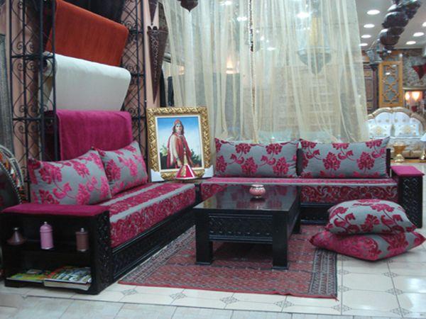 Décoration Salon Marocain Moderne 2015: Salon marocain cute ...
