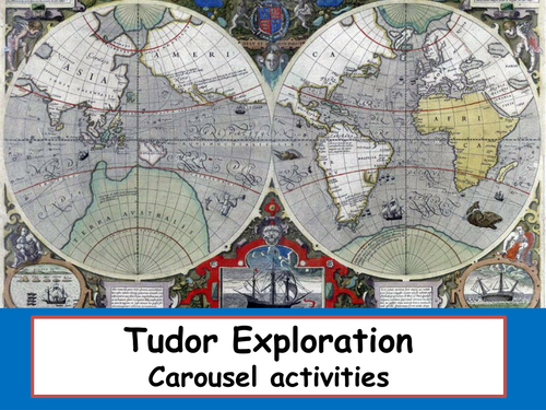 Tudor exploration teaching pinterest tudor teaching resources old world maps map wall art treasure maps maps posters antique maps boy room sir francis teaching resources student centered resources gumiabroncs Image collections