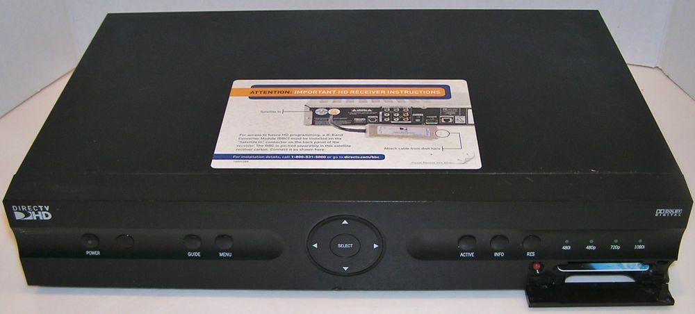 Direct Tv H21 100 Hd Dolby Digital Hd Satellite Receiver Box Only Digital Cable Tv Satellite Receiver Dolby Digital