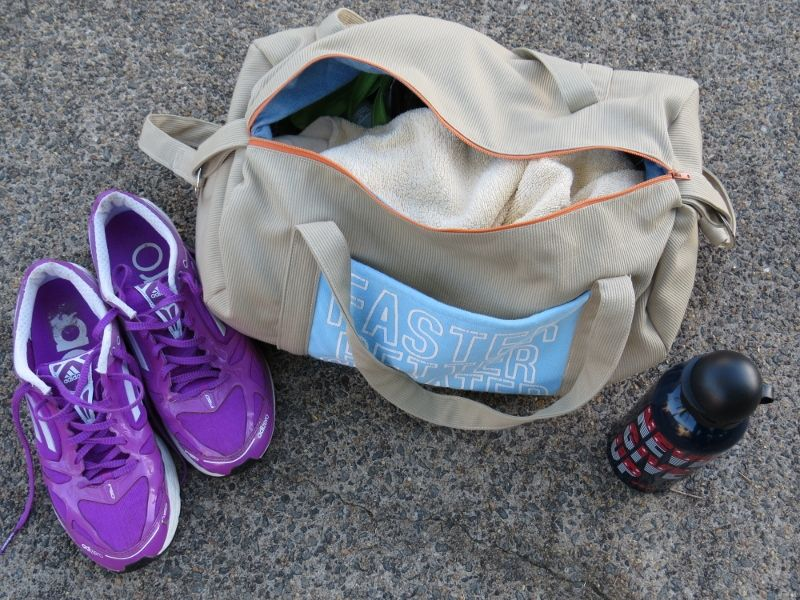 I've been wanting a new sports bag for myself for a while now, and when I found one of my favourite tank tops becoming stretched and ou...