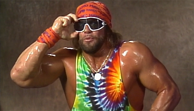 Various News Best Of Macho Man Randy Savage On Wwe Network Zack Ryder Unboxing Video 411mania Macho Man Randy Savage Zack Ryder Macho Man