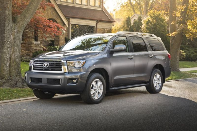First Look 2020 Toyota Sequoia Redesign, Platinum (With