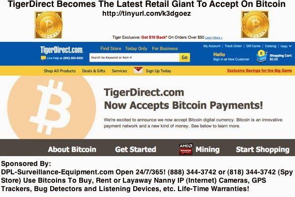 bitcoin tigerdirect