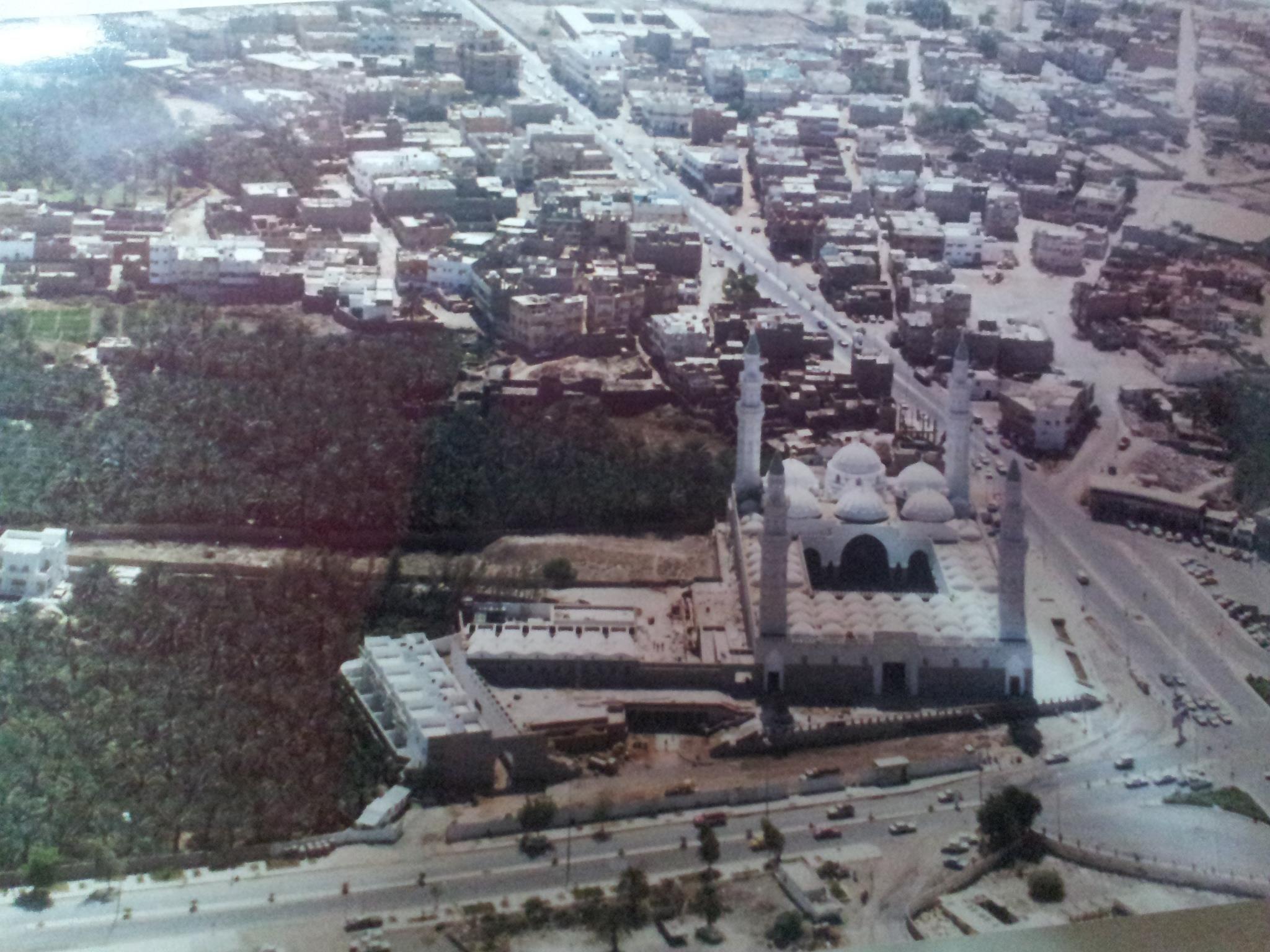 مسجد قباء 2 Grand Mosque City Medina