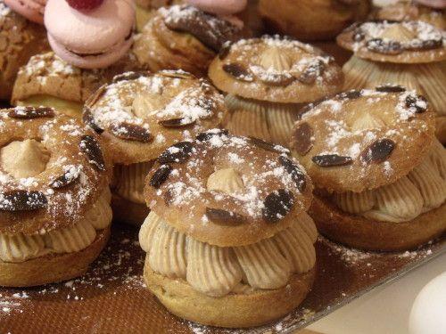 Le paris brest de vincent trouillet le paris brest - Cours de cuisine brest ...