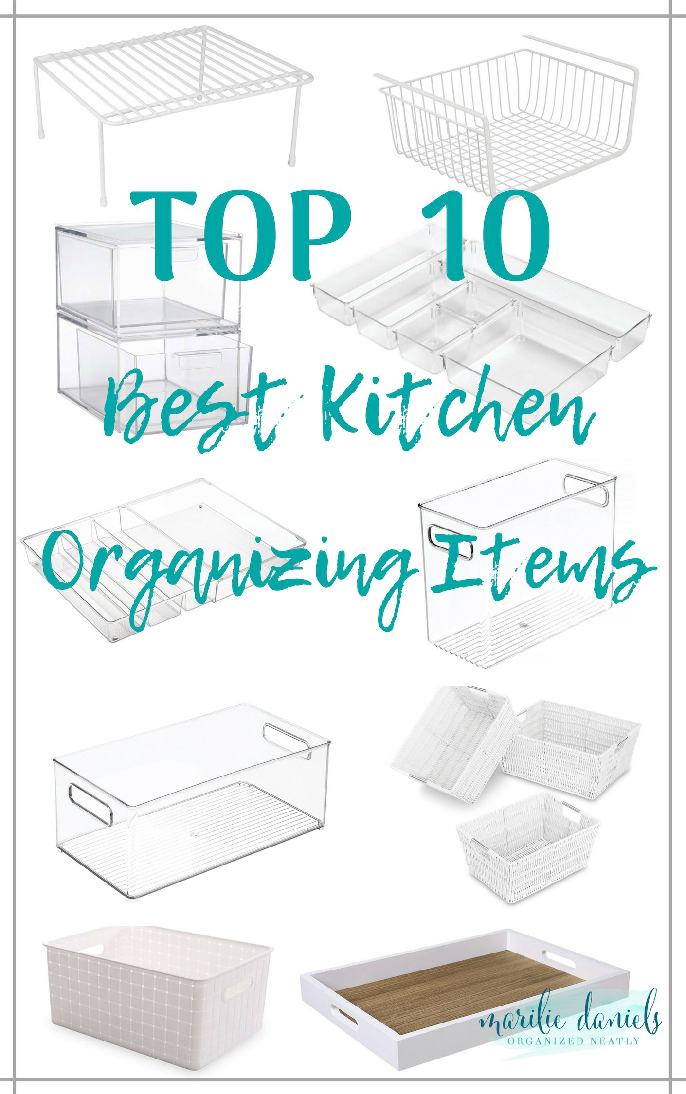 TOP 10 BEST KITCHEN ORGANIZING ITEMS (With images ...