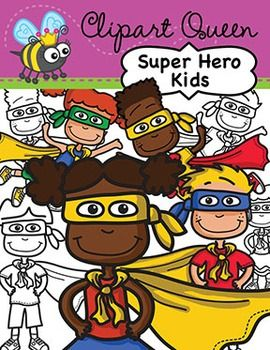 Super Hero Clipart Clip Art Free Clip Art Clip Art Freebies