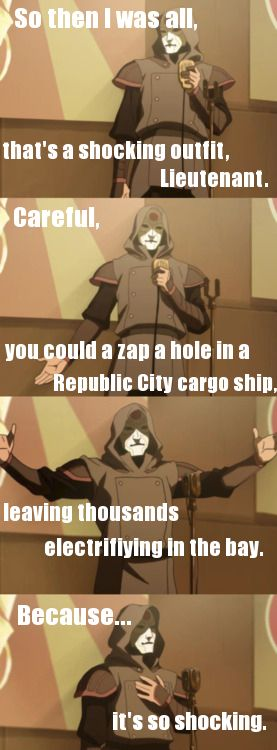 Lol learned that from Azula