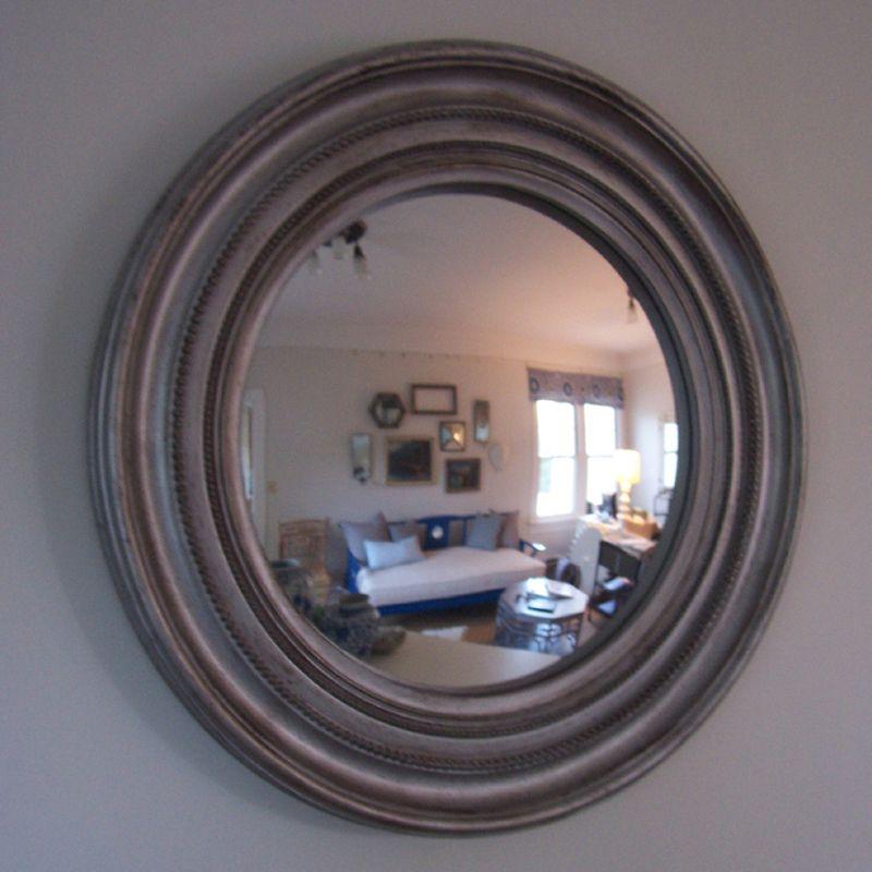 r/c Porthole Mirror | red egg