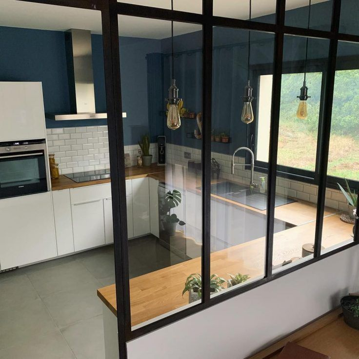 69 idées pour adopter la verrière dans la maison !
