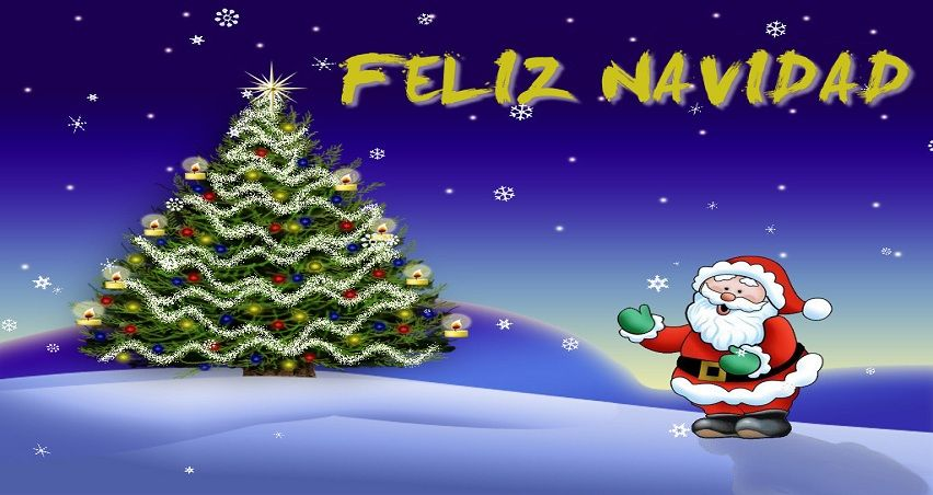 Merry Christmas wallpapers and images in spanish free download ...