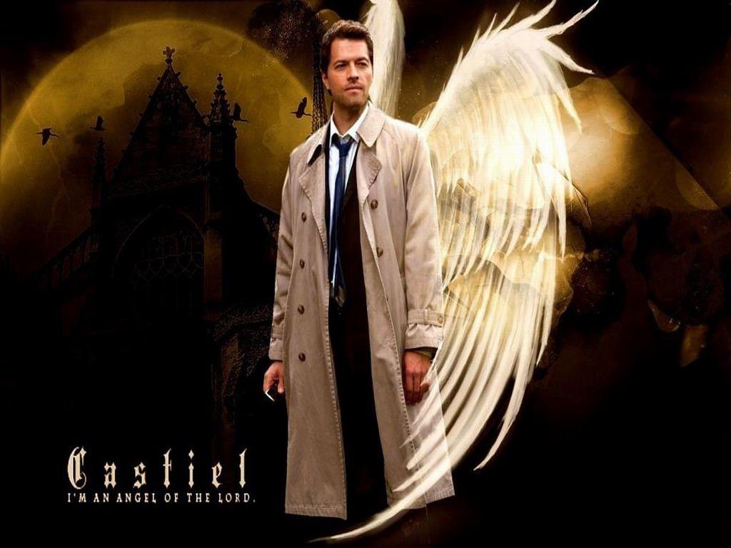 Supernatural Wallpaper Castiel Supernatural Wallpaper Castiel Supernatural Castiel