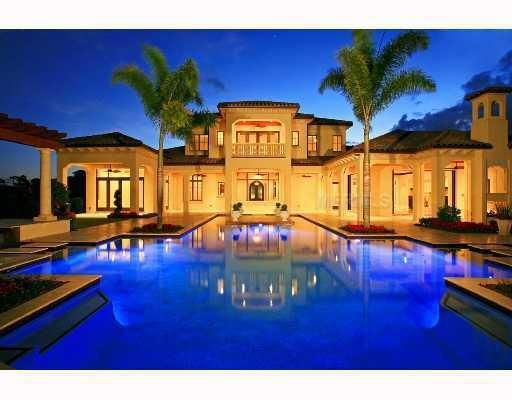 1 Million Dollor Mansion Mansions Million Dollar Homes Dream Pools