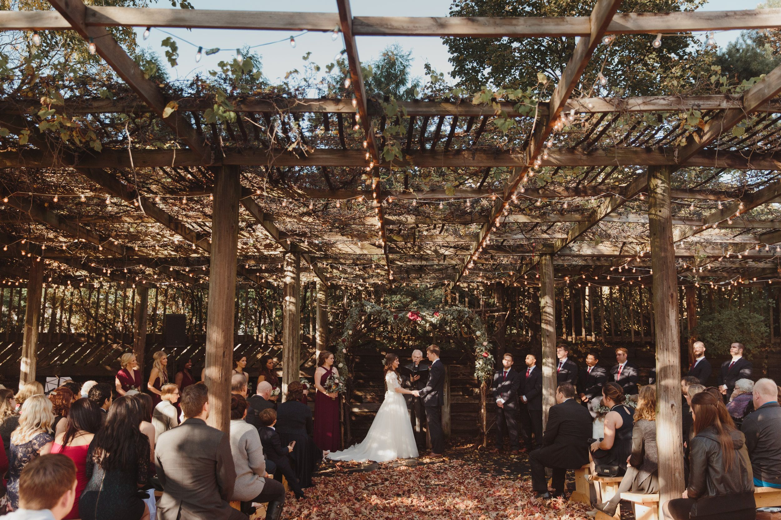 Events by Melody Blog - Venue Spotlight : The Gardens of Castle Rock ...