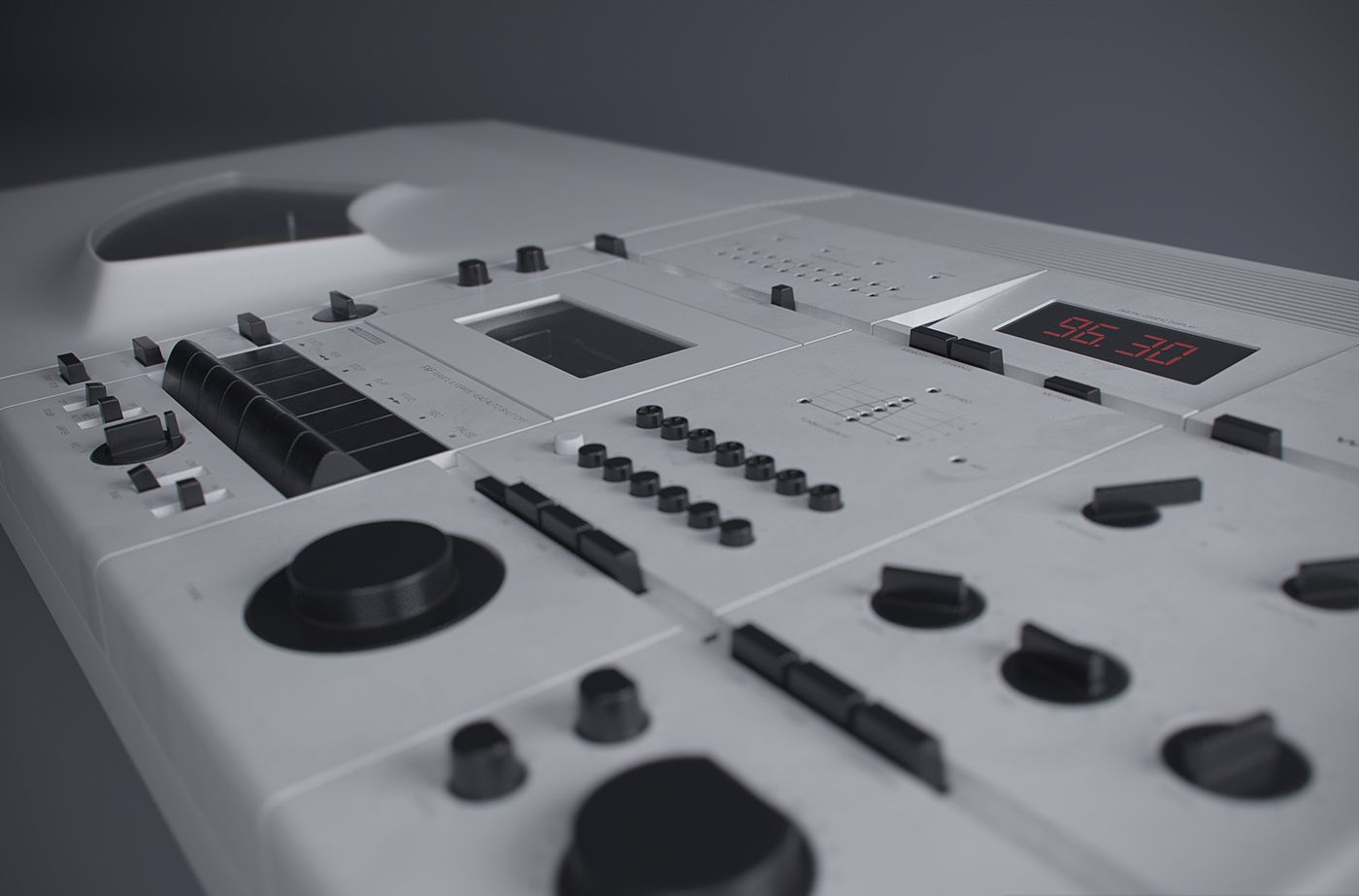 Sony WEGA Concept 51K on Behance | Retro Tech | Pinterest