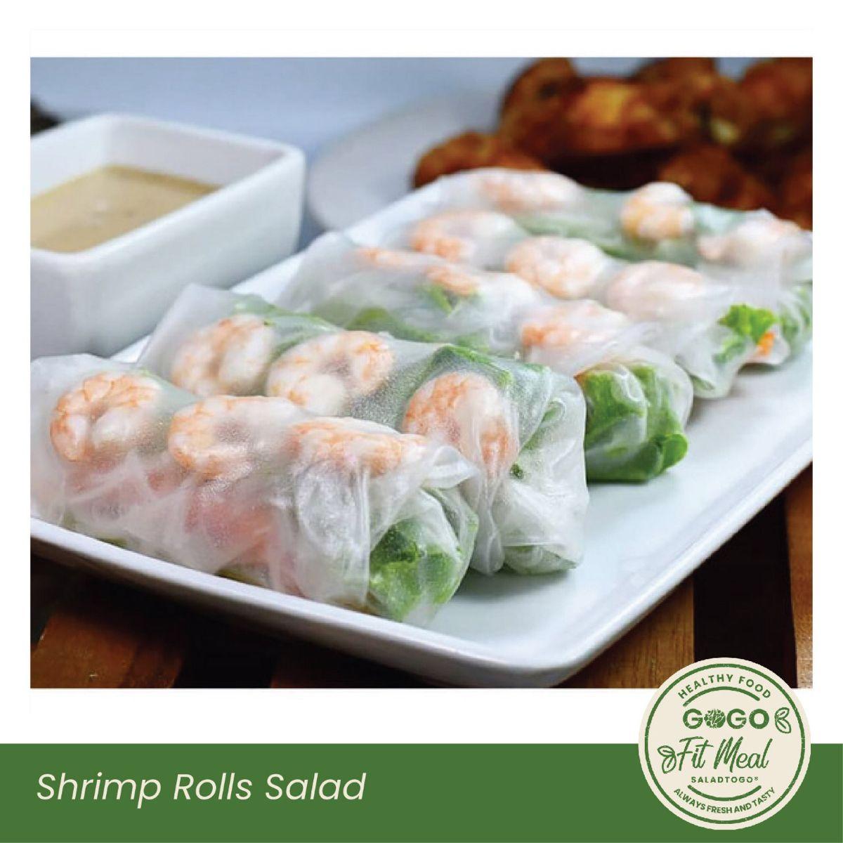 Saladtogo Gogofitmeal On Instagram 10 Photos And Videos Di 2020 Resep Salad Salad Lumpia