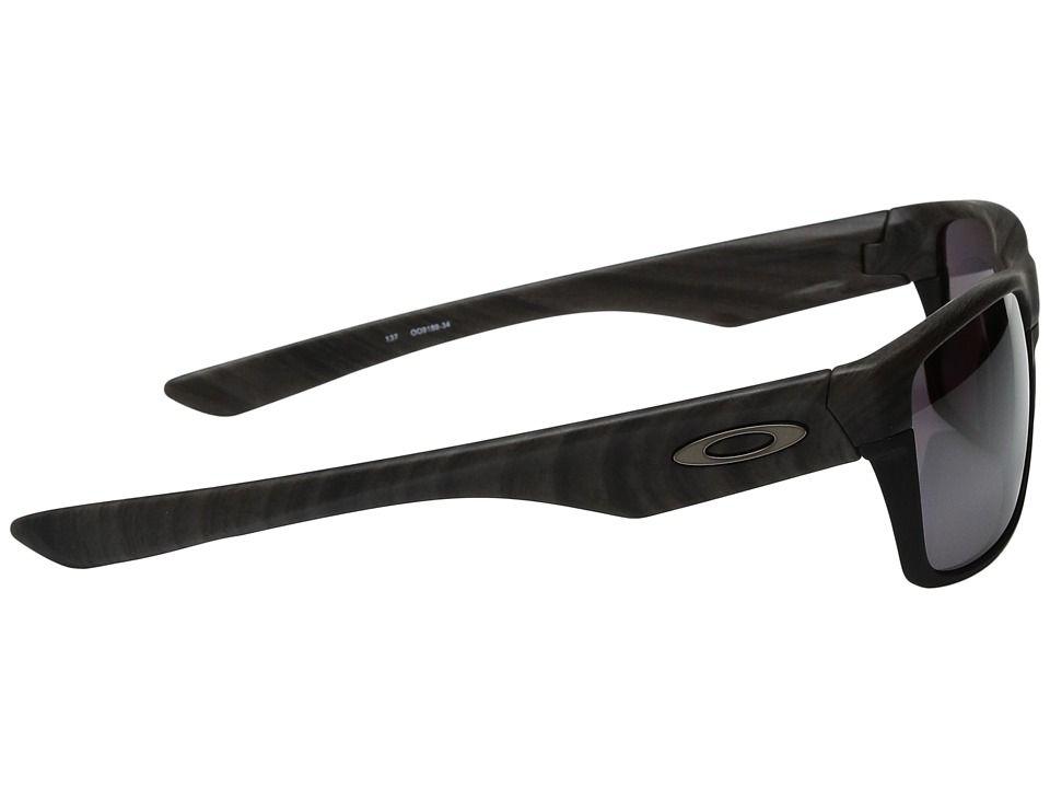 0dce94f307 Oakley Twoface Fashion Sunglasses Woodgrain w  Prizm Daily Polarized ...