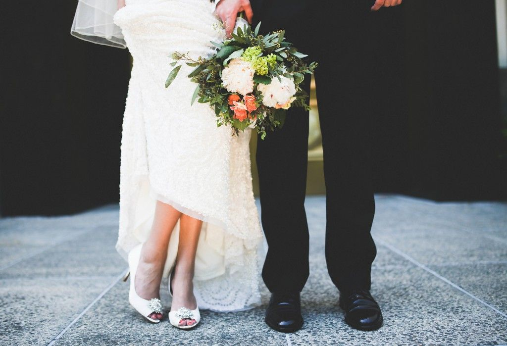 Rebekah and Trevor Wedding day- Washington, D.C.