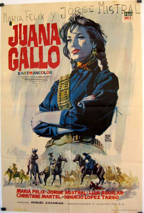 Watch The Guns of Juana Gallo Full-Movie Streaming