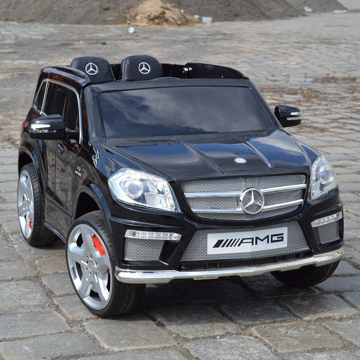 Mercedes Benz GL63 AMG Lizenz Elektro