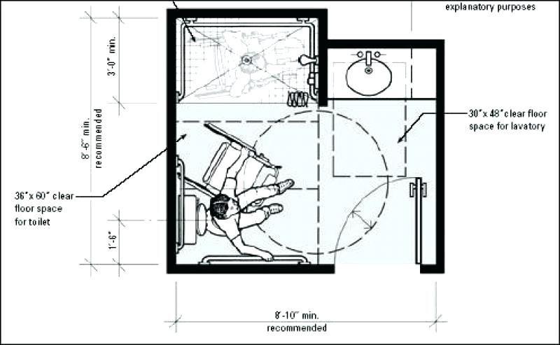 Wheelchair Accessible Vanity Canada Google Search Handicap Bathroom Handicap Bathroom Design Bathroom Floor Plans