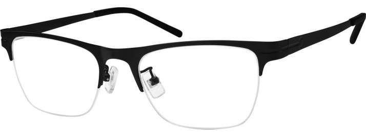 Half-Rim Eyeglasses5999 | Glasses online, Affordable glasses and ...