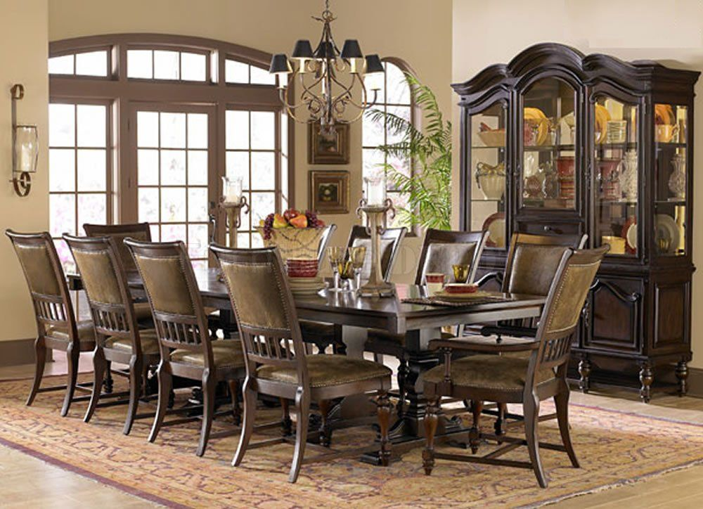 Portrait Of Perfect Formal Dining Room Sets For 8