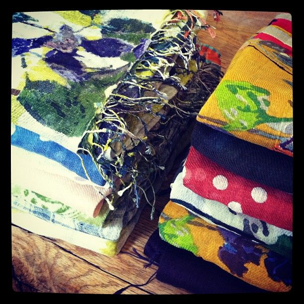 Epice Scarves! Always a Bliss favorite. #epice #scarves #summer2012