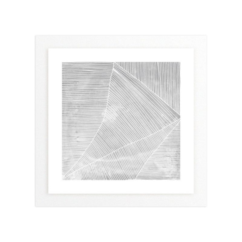 """Hide"" - Art Print by Paper Dahlia - Minted"