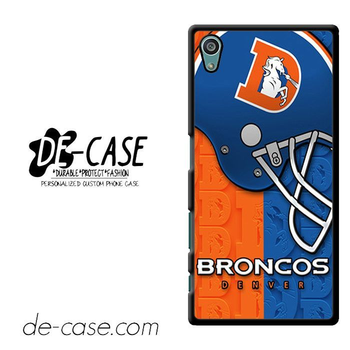 Broncos Denver NFL Team Logo DEAL-2132 Sony Phonecase Cover For Xperia Z5