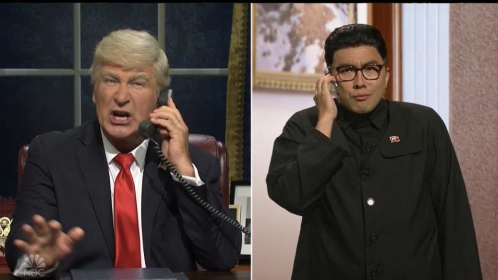 Saturday Night Live Season 45 Leads With Impeachment Sketches Watch Saturday Night Live Celebrity Gossip Liam Neeson
