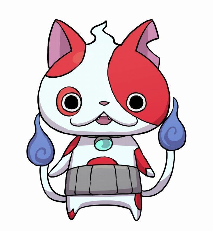 Buchinyan Yo-Kai Watch | Yo kai watch 2, Kai, Youkai watch