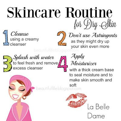 La Belle Dame Dry Skin Care Routine Dry Skin Care Dry Skincare