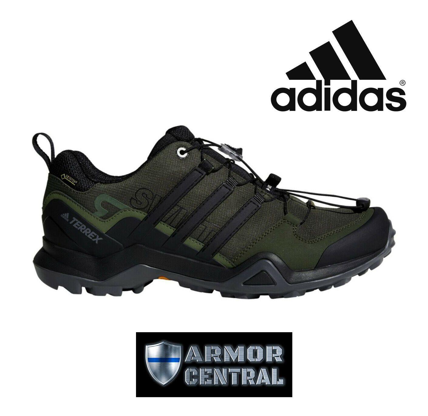New Men S Green Adidas Terrex Swift R2 Gtx Shoes Waterproof Cm7497 Bestoffer4y Adidas Mens Green Shoes