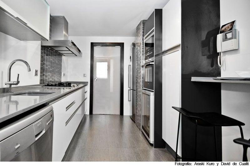 Vivienda CAC Valencia | Masquespacio | Interior | Pinterest | Cocina ...