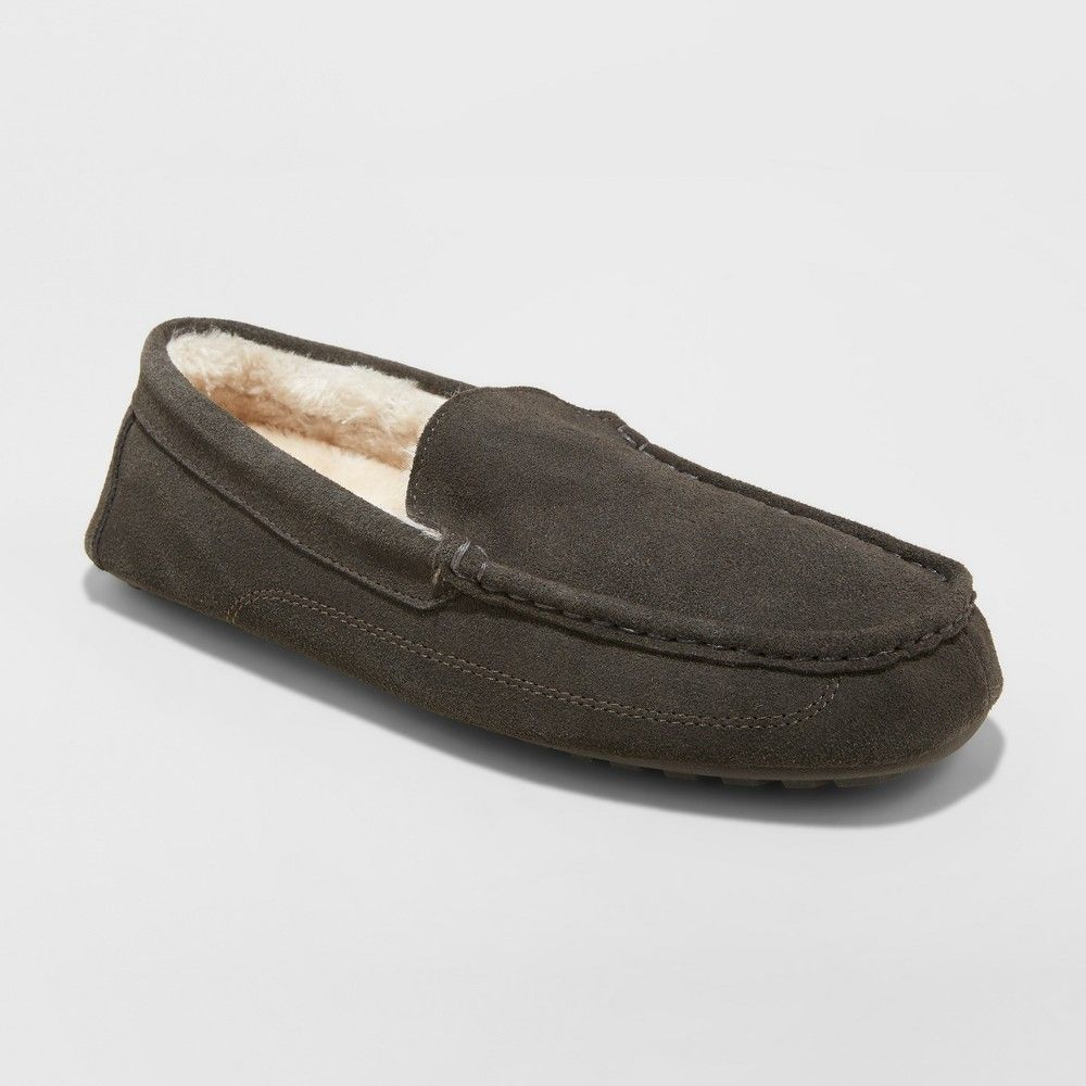 d49d1efde77 Embrace your laid-back style with the Carlo Moccasin Slippers from ...