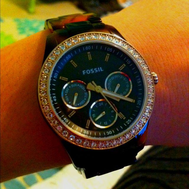 Love my new watch(: