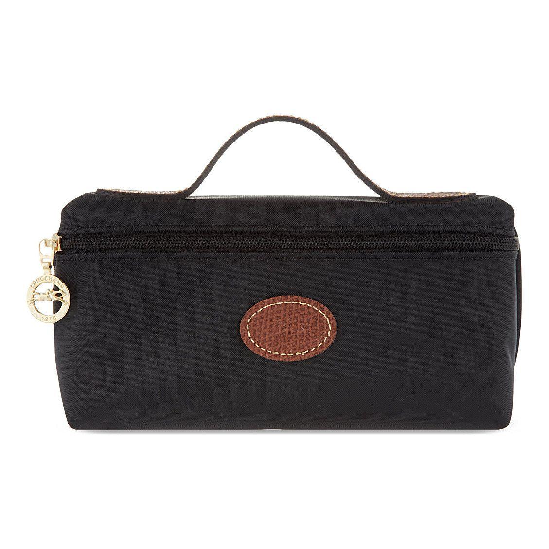 Longchamp Le Pliage Cosmetic Toiletry Bag