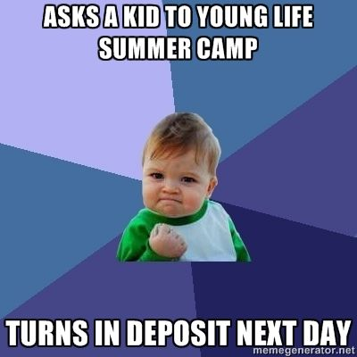 Young Life Campaigners Young Life Life Meme Pictures