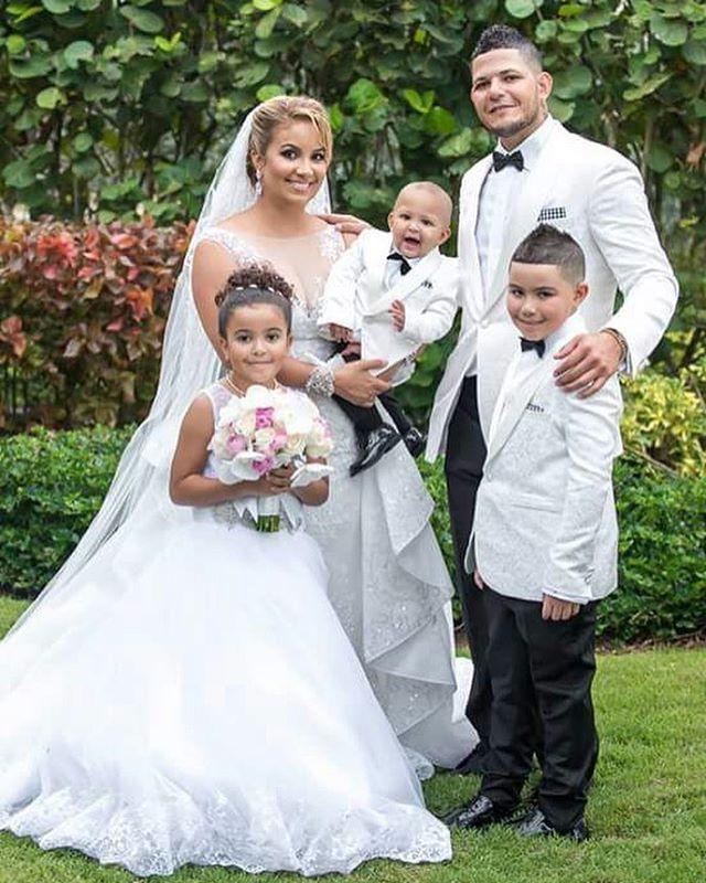 molina family portrait st louis baseball cardinals
