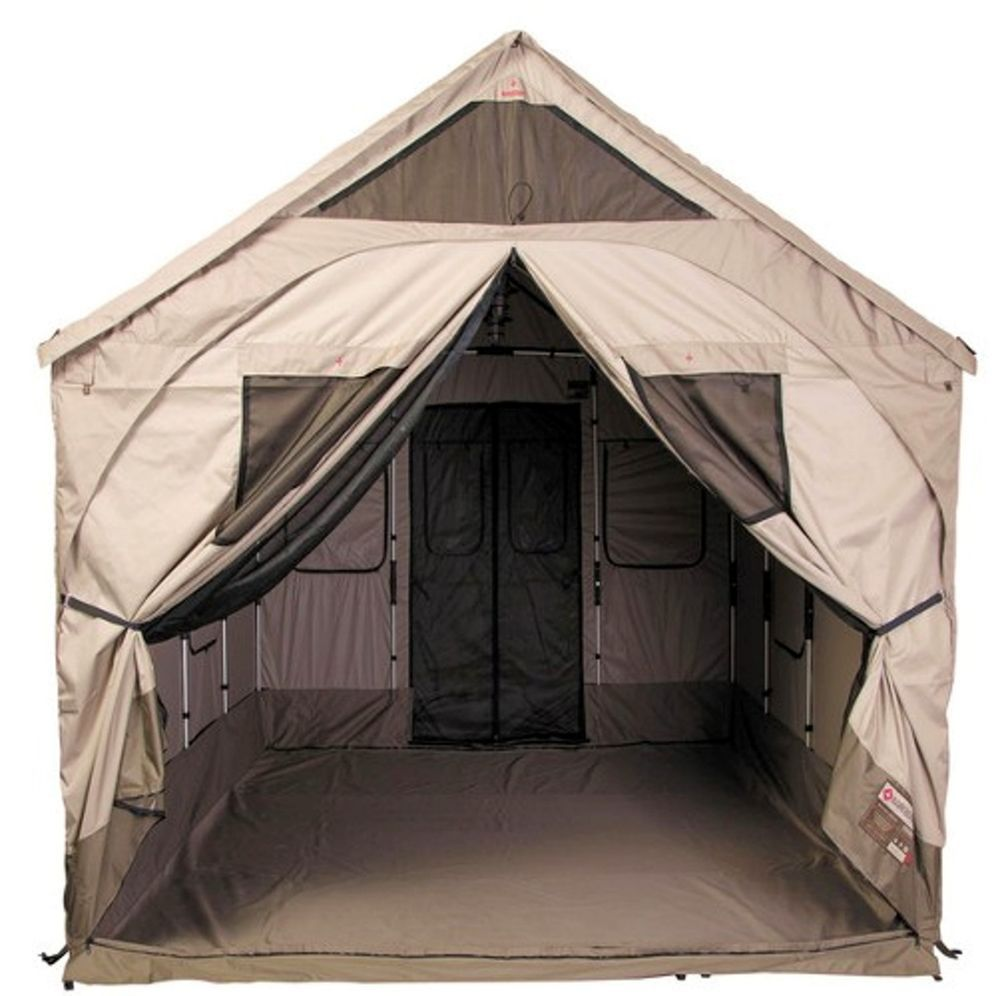 #Luxury C&ing Tent Large Waterproof Outdoor High Wind Shelter 8 Person Cabin #Tent #  sc 1 st  Pinterest & Luxury Camping Tent Large Waterproof Outdoor High Wind Shelter 8 ...