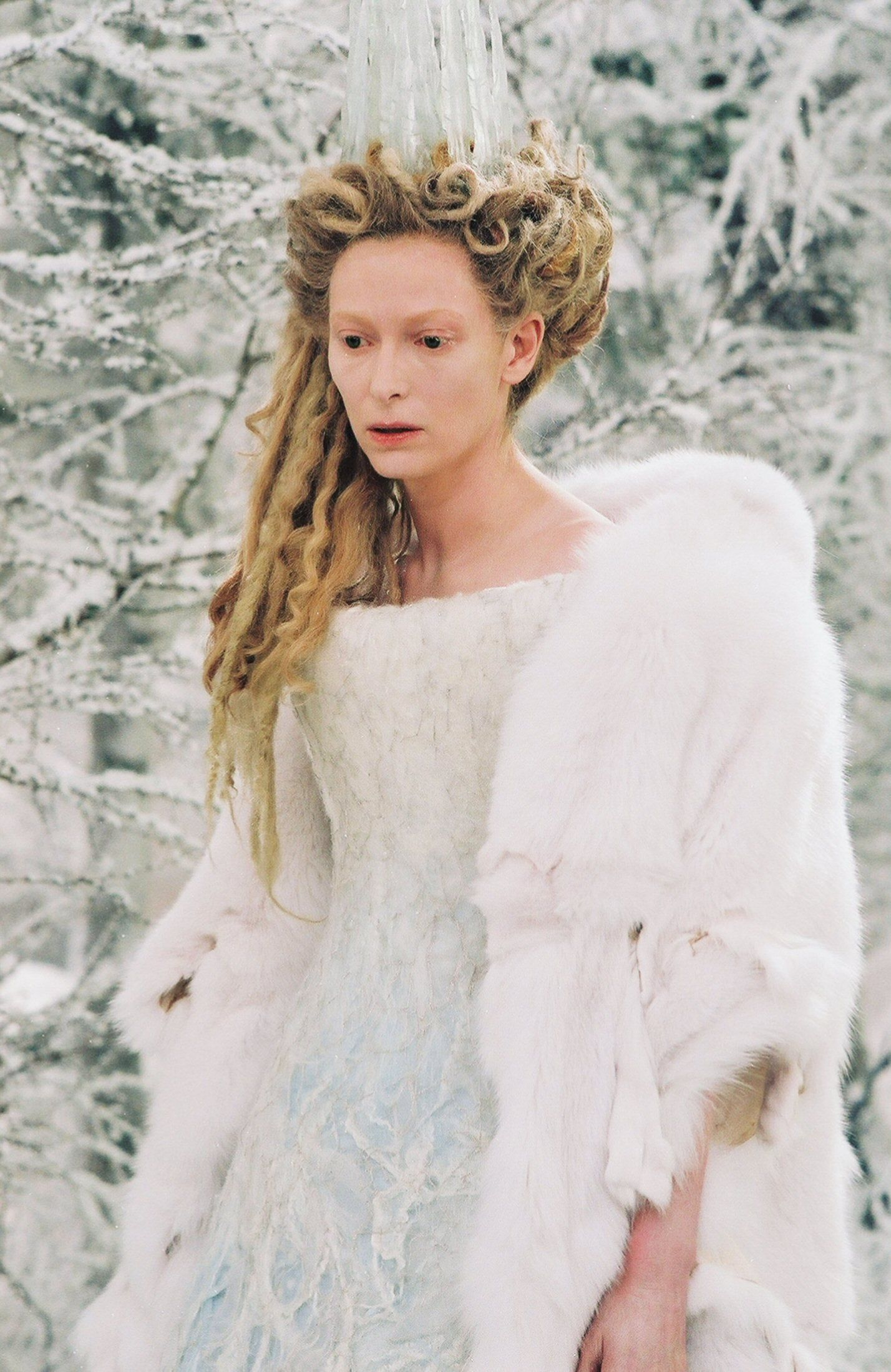 The ten faces (or more) of Tilda Swinton | Narnia, Tilda swinton ...